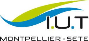 Logo IUT de Montpellier