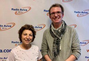 Interview Antoine Chollet par Liliane Dray - Radio Aviva - janvier 2019