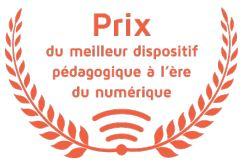 Logo Prix Meilleur Dispositif Pédagogique