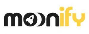 Logo - Moonify
